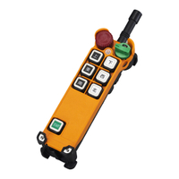 6 Channels Wireless Dual Speed Remote Crane Control