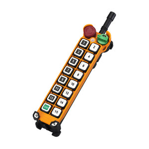 Industrial15 Channels Single Speed Remote Crane Control