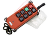 6 Keys Single Speed Wireless Industrial Remote Crane Control F21-E1B