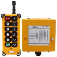 F23-BB Industrial Wireless Single Speed Hoist Crane Control